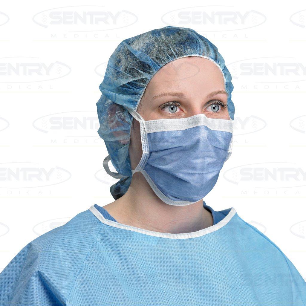 primed surgical mask